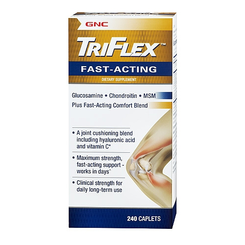Triflex fast acting